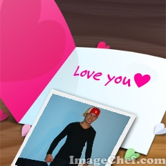 Love Card Photo