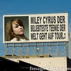 Billboard Photo