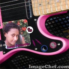 Guitarra 'Punk'