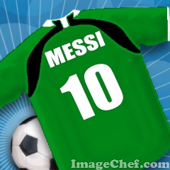 Soccer Jersey