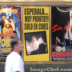 Theater Poster