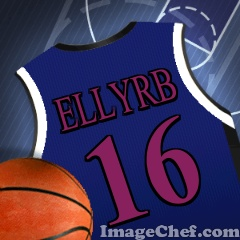 Basketball Jersey