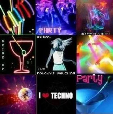 Love Techno Join! Rave It!... <3