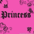 princess girl...!