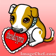 Dog With Heart