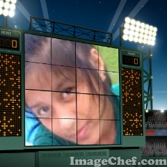 Stadium Screen
