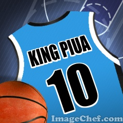 Customized Basketball Jersey - ImageChef.com