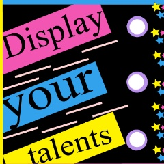 ღ ღ    Display your talents ღ ღ