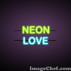 Neon Sign Colors