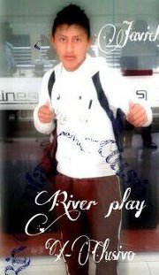 Javi River-play