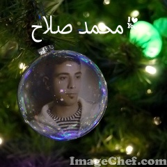 Christmas Ornament Photo