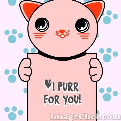 Kitty Says
