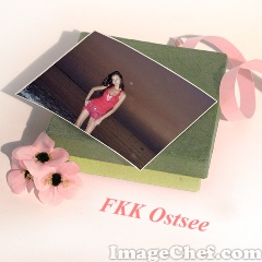 Ribbon Card Photo