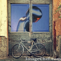 Bike on the Door