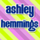 Ashley Hemmings