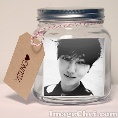 Photo in a Jar